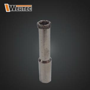 Koronka galwaniczna Ø 10mm WERTEC