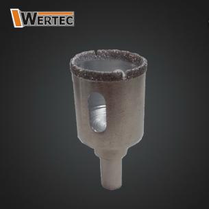 Koronka galwaniczna Ø 35mm WERTEC