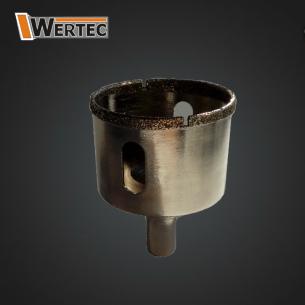 Koronka galwaniczna Ø 48mm WERTEC