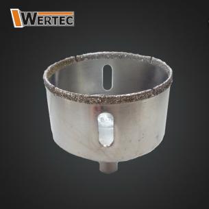 Koronka galwaniczna Ø 65mm WERTEC