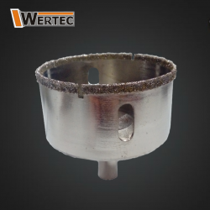 Koronka galwaniczna Ø 68mm WERTEC