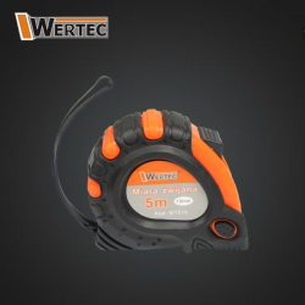 Miara zwijana 19mmx5m WERTEC