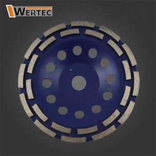 Tarcza diamentowa DUAL 180x22,23mm WERTEC