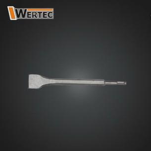 Dłuto Płaskie SDS-plus 40x17x280mm WERTEC