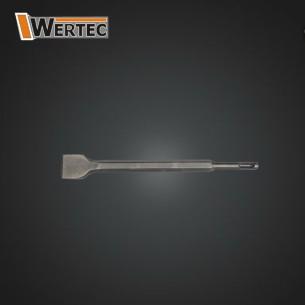 Dłuto Płaskie SDS-plus 30x14x250mm WERTEC