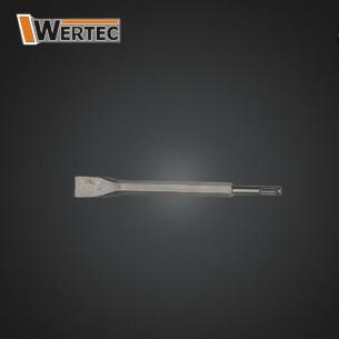 Dłuto Płaskie SDS-plus 25X17X280mm WERTEC