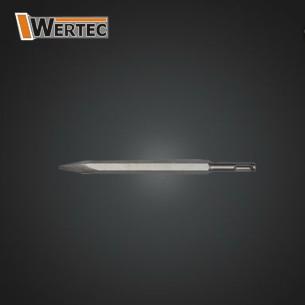 Szpicak SDS-plus 14x250mm WERTEC