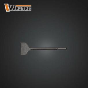Dłuto Płaskie SDS-max 80x300mm WERTEC