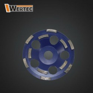 Tarcza Diamentowa do szlif.125x22,23 GDA WERTEC