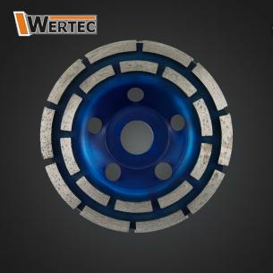 Tarcza diamentowa DUAL125 WERTEC