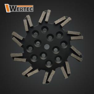 Tarcza diamentowa do szlifowania 250 mm gr. 16