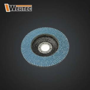 Sciernica listkowa 125mm gr.100 Zirconia Oxide