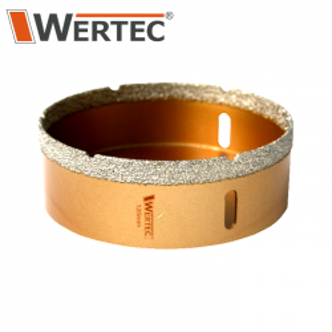 Koronka diamentowa 120x60mm WERTEC