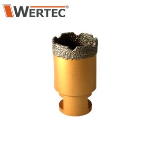Koronka diamentowa do gresu 35x60mm WERTEC