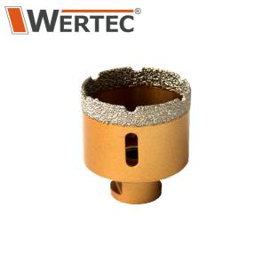 Koronka diamentowa o gresu 60x60mm WERTEC