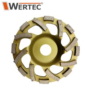 Tarcza Diamentowa do szlif.125x22,23 GCN PREMIUM WERTEC