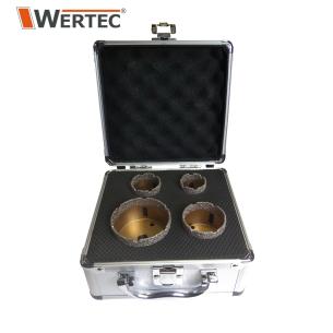 Zestaw koronek diamentowych 35,40,50,68mm