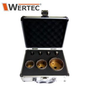 Zestaw koronek diamentowych 6,8,10,12,40,50,68mm