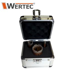 Zestaw koronek diamentowych 8,20,35mm