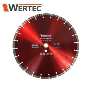 Tarcza beton IMPERIO350 WERTEC