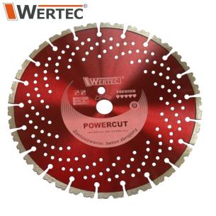 Tarcza POWERCUT300 WERTEC