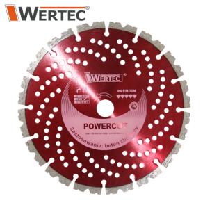 Tarcza POWERCUT230 WERTEC