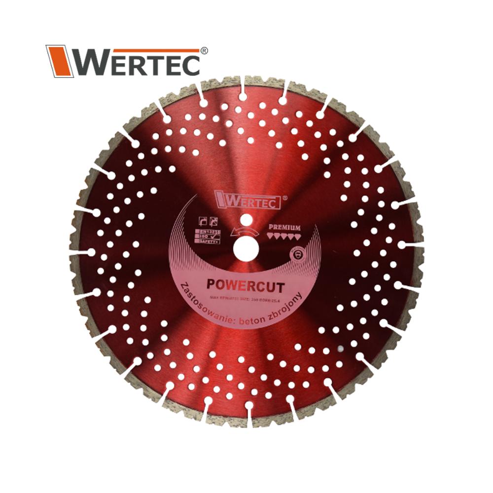 Tarcza POWERCUT350 WERTEC