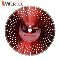 Tarcza Diamentowa do betonu POWERCUT 350x12x25,4 bet. zbroj
