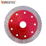 Tarcza do cięcia płytek 125x1,35x22,23mm WERTEC