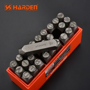 Znacznik literowy 3mm HARDEN