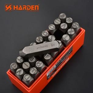 Znacznik literowy 4mm HARDEN