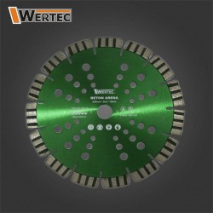 Tarcza beton ARENA230 WERTEC