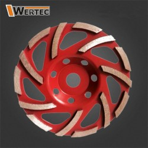 Tarcza diamentowa GFT150 WERTEC