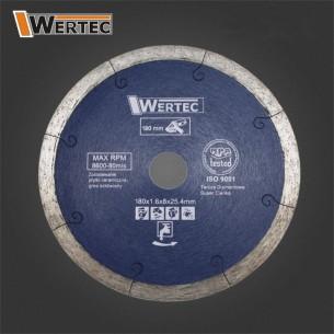 Tarcza diamentowa JSLOT180 WERTEC