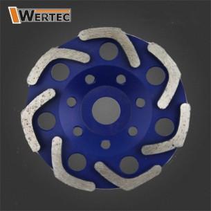 Tarcza diamentowa GDT125 WERTEC