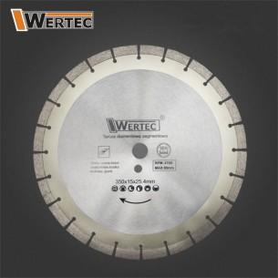 Tarcza diamentowa TURBO15 WERTEC