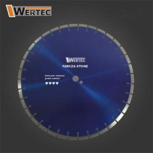 Tarcza diamentowa STONE600 WERTEC