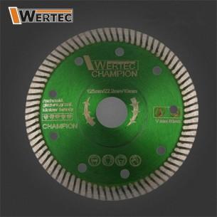 Tarcza diamentowa CHAMPION125 WERTEC
